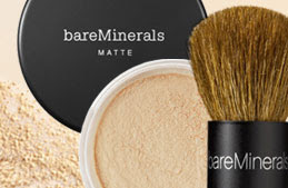 062509 sephora 14 0624 Bare Minerals 10 Day Sample and Brush from Sephora (JCPenney)