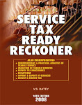 Service Tax home page