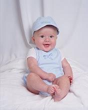 Brayden at 4 months!