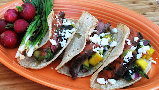 Tacos From the Farm to the Fork