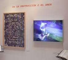 """""""Canción a una muchacha muerta"""" de Luis Gordillo i la fotografía """"Vida"""" de Fiona Morrison"""