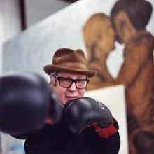 Ray Smith boxing