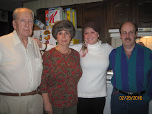 My Papaw, Aunt and Uncle
