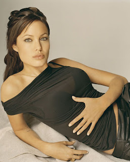 Hot Angelina Jolie
