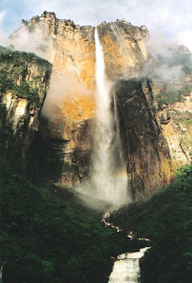 Worlds Highest Waterfall, Angel Falls