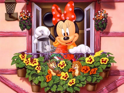 Mickey Mouse Minnie Mouse Pictures