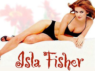 Isla Fisher Sexy Pics
