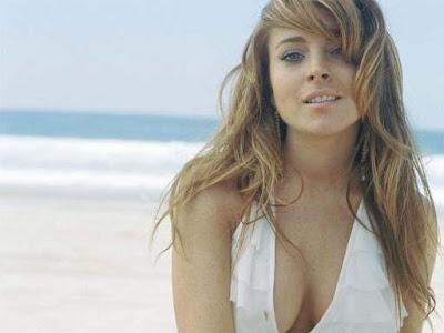 Lindsay Lohan Bikini Pictures