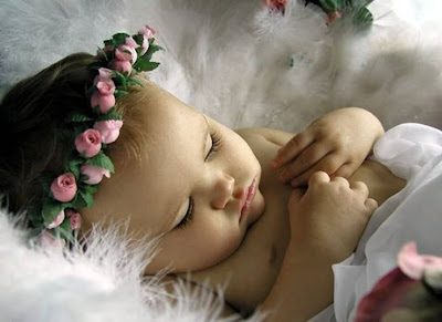 Photo Of A Sleeping Baby