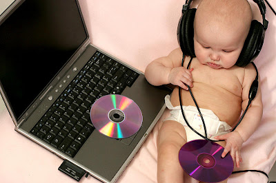 Have U Ever Seen A Baby Disc Jockey