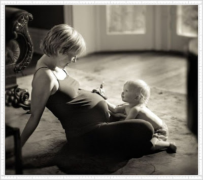 Pictures Of Cute Baby Playing with Mom