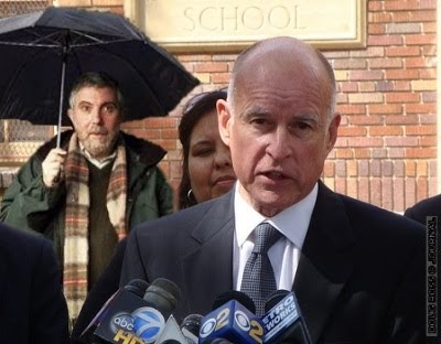 GREAT NEWS: California Doubles Down on Fiscal Suicide