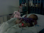 Natalie Claire in the PICU
