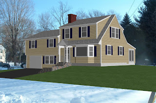 Maccadd design drafting split level master suite for Adding an addition to a split level home