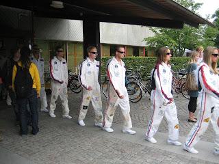 Schweden Kanutour 2013- Aus Jungs werden Männer