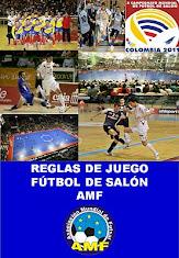 REGLAS DE JUEGO FÚTBOL DE SALÓN - AMF