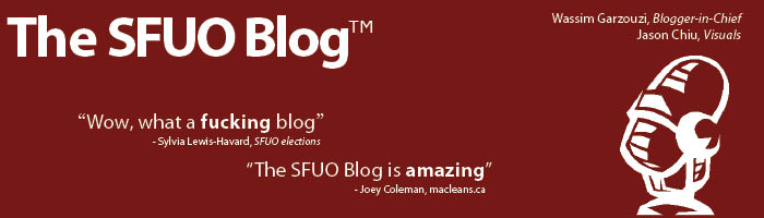 The SFUO Blog™