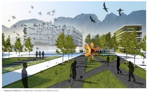 Arquitectura-Paisaje-MDAA: CHIHUAHUA – CIUDAD: Espacio