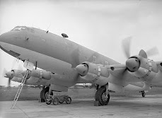 Handley Page Hastings MET. 1951