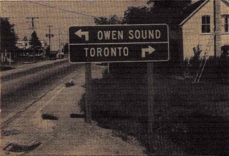 Møte singler Owen Sound