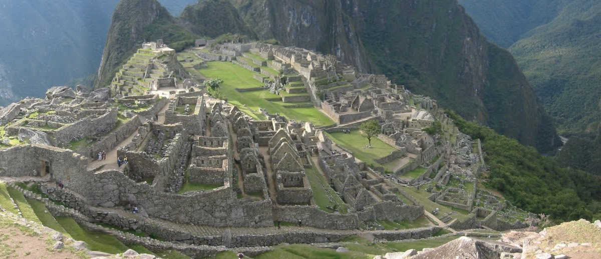 The 100 Most Beautiful Places In The World The Inca City Of Machu Picchu