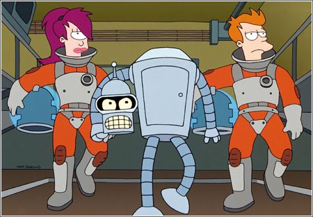 futurama Top 10 Mature Animated Shows to Watch While Baked
