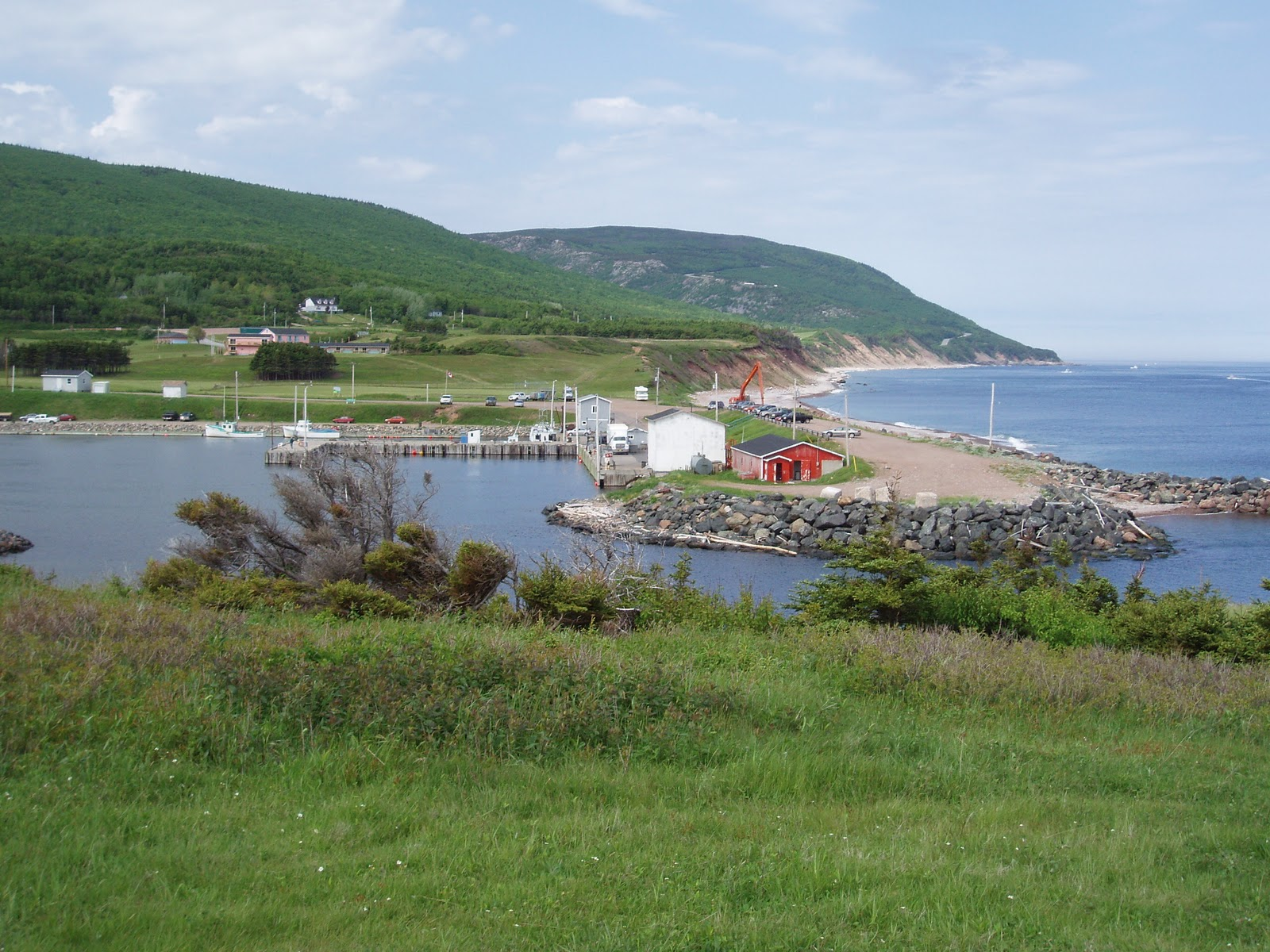 travel with kevin and ruth   margaree harbour  ns