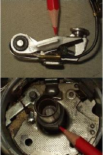 troca e ajuste do platinado do fusca