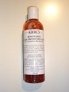 Kiehl's Rose Water Facial Freshener - Toner