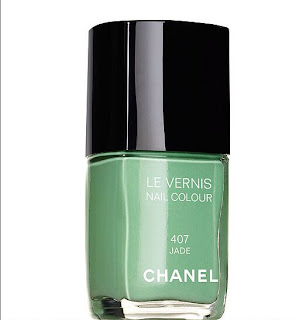 Chanel new nail color