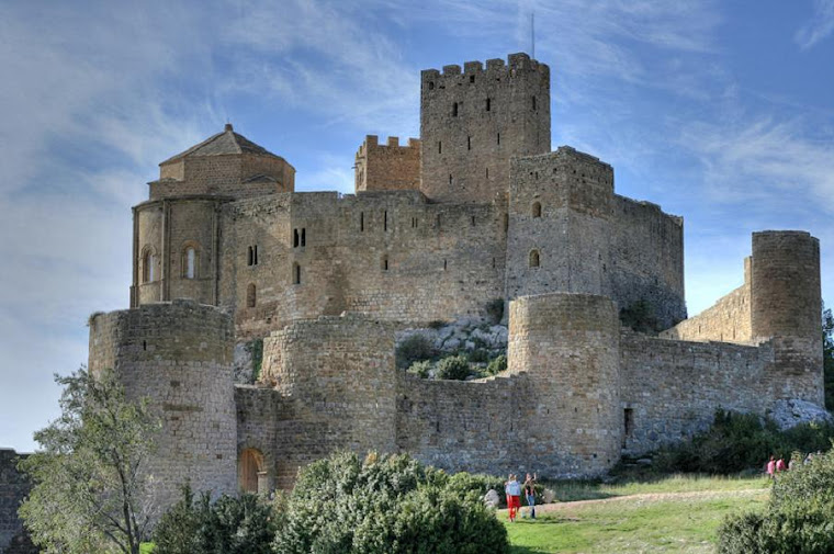 CASTILLO TEMPLARIO DE LOARRE