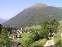 Le petit village de Kals am Grossglockner