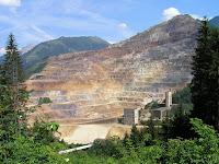 La mine de Eisenerz