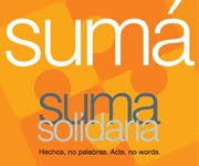 SUMA SOLIDARIA-Unite vos también!