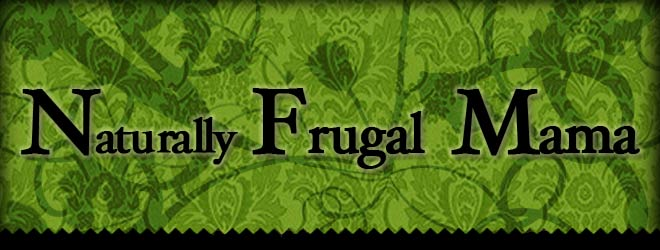 The New Naturally Frugal Mama