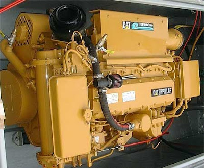 CAT 3126 Pleasure Craft Engine