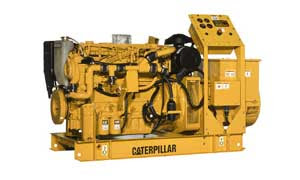 Cat 3056 Marine Generator Set