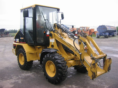 Caterpillar 902 Wheel Loader