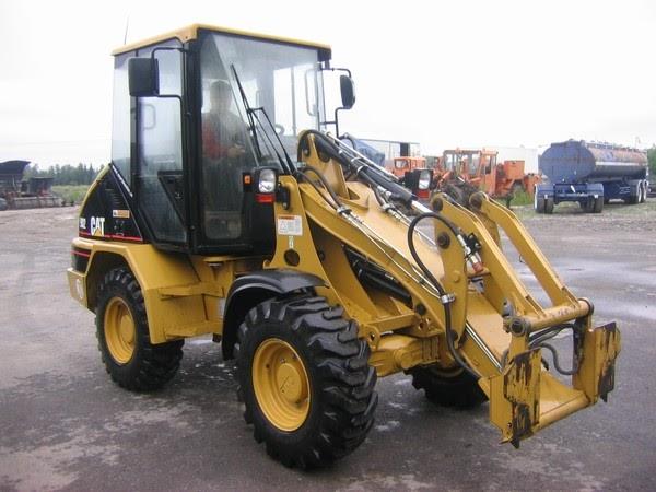 Cat Wheel Tractor : Caterpillar equipment wheel loaders