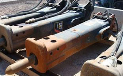 CAT H140D Hydraulic Hammer