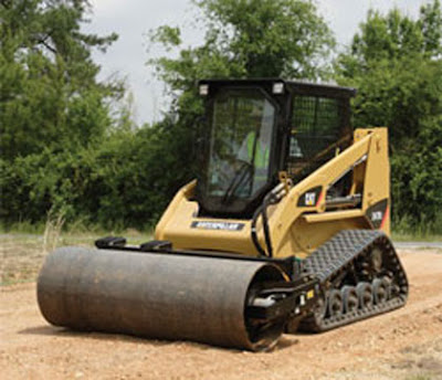 CAT 247B Multi Terrain Loader