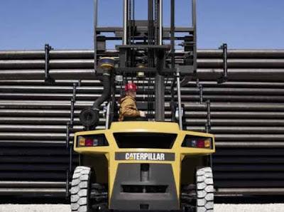 Caterpillar Forklifts