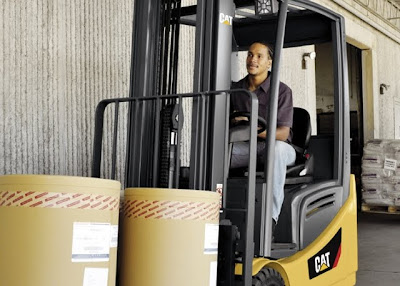 Used Caterpillar Forklifts for Sale