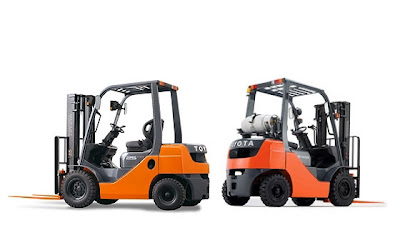Used Toyota Forklifts for Sale