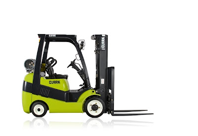 Clark C25C Internal Forklift