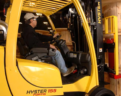 Hyster 155 Fortis Lift Truck