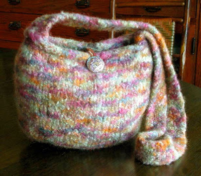 Knitting And Weaving Tidbits Fabulous Felted Purse Patterns Day