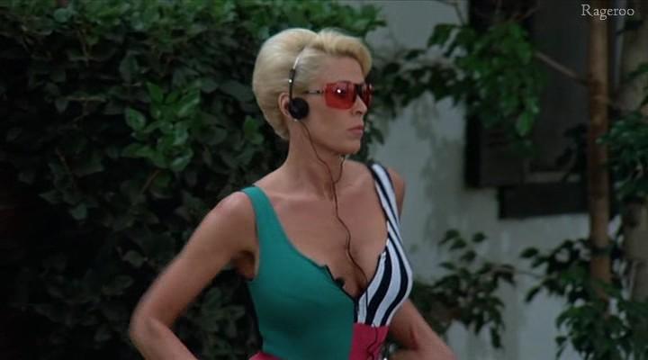 Easterbrook boobs leslie
