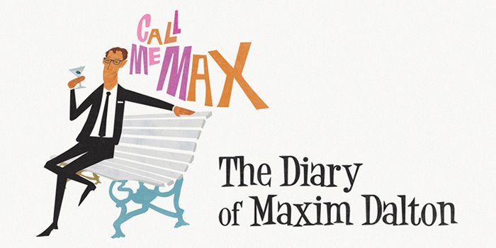 Call Me Max. The Diary of Maxim Dalton.