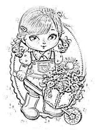 desenhando com l u00e1pis  desenho jolie